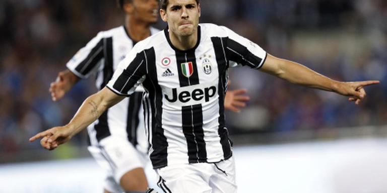 Juventus verslaat AC Milan in bekerfinale