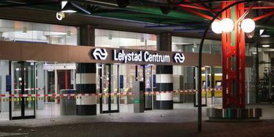 Veel hinder voor treinreizigers Lelystad