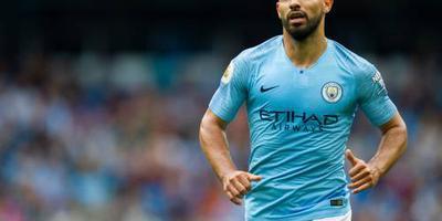 Agüero langer bij Manchester City