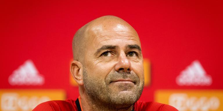 Ajax start jacht op plek in Champions League