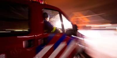 Dode bij brand in Maastricht