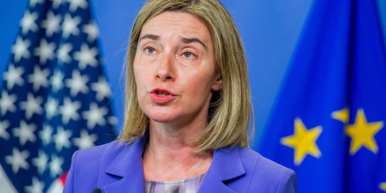 EU-commissarissen naar Turkije