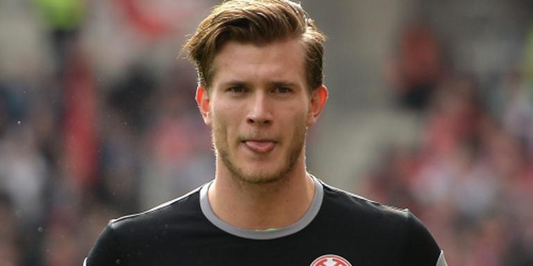 Nieuwe doelman Liverpool breekt hand