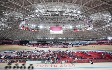 Grote dag voor teamsprinters op wielerpiste van Izu