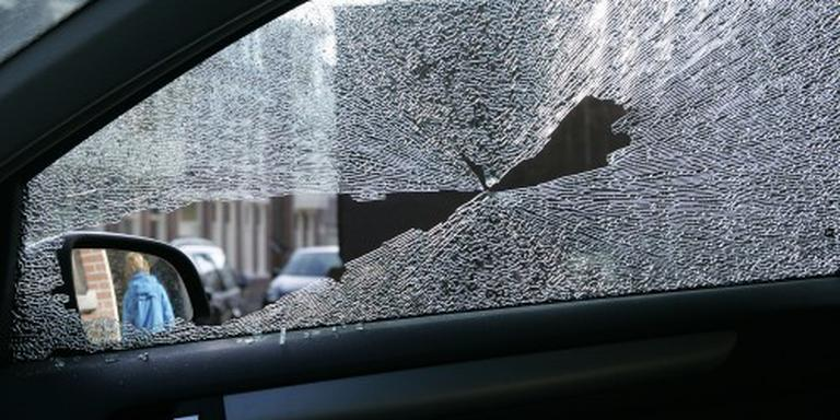 Minder auto's gestolen in 2015