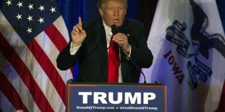 Trump beschuldigt Cruz van verkiezingsfraude