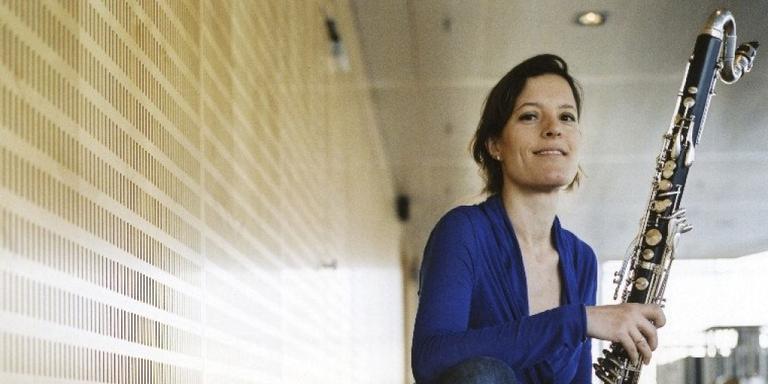 Fie Schouten: 'Met de basklarinet heb je een eigen stem'