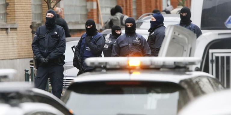 'Abdeslam neergeschoten in Molenbeek'