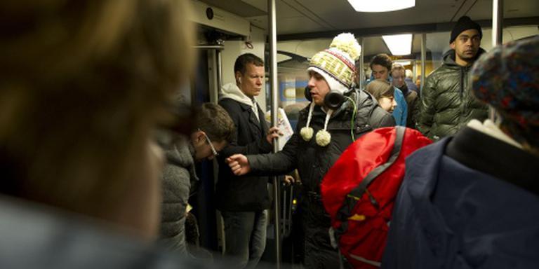 'Maatregelen NS volle treinen schieten tekort'