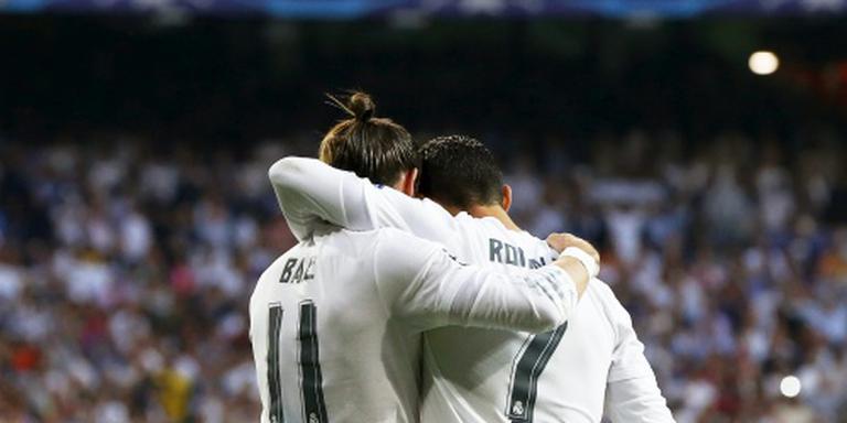 Ronaldo stuit op Bale in halve finale EK