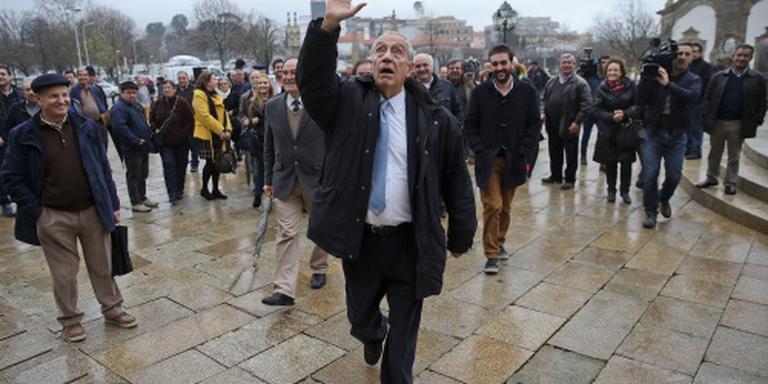 Presidentsverkiezingen in Portugal