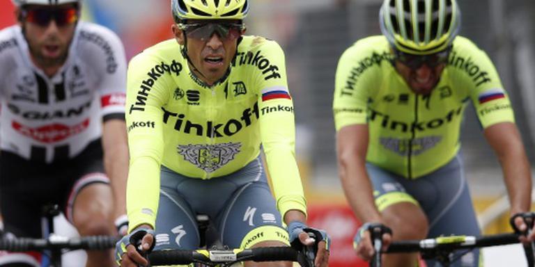 Gehavende Contador: ik doe nog mee