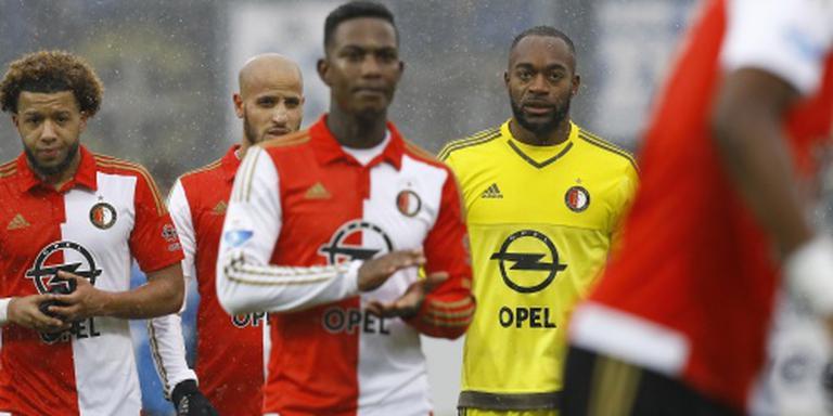 Feyenoord vestigt weer een negatief record