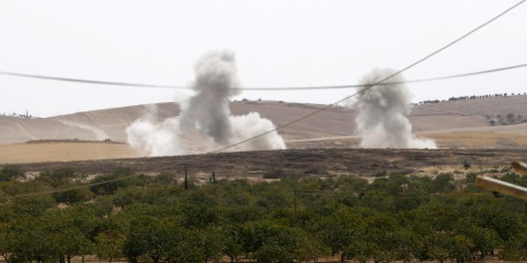 'Zeker 35 doden na Turkse bombardementen'