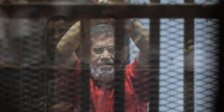 Ook levenslange straf Mursi geschrapt
