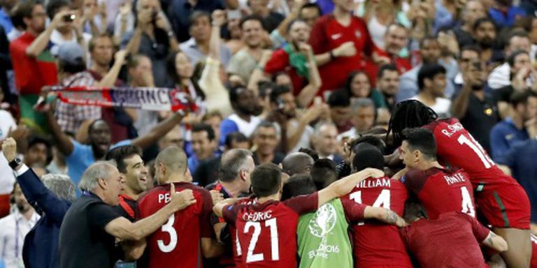 Portugal voor het eerst de beste van Europa