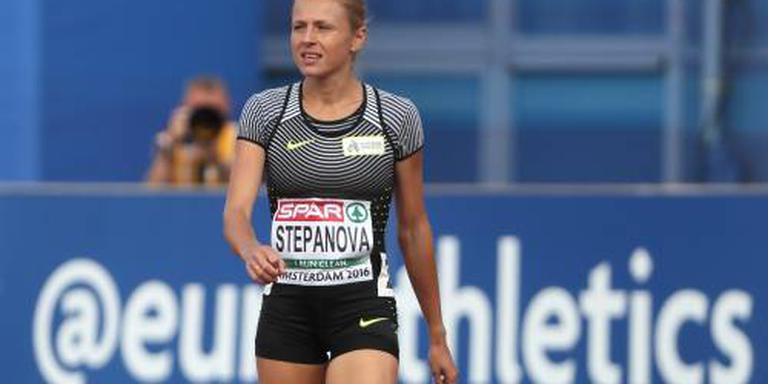 IOC ondersteunt klokkenluidster Stepanova