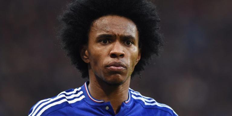 Willian en Costa schieten Chelsea langs Hull