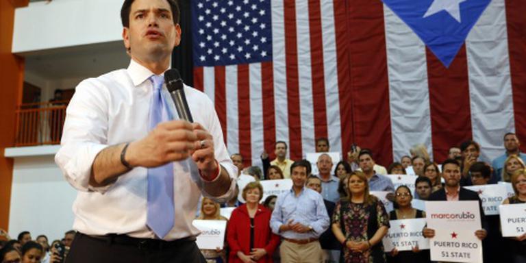 Rubio wint voorverkiezing Puerto Rico