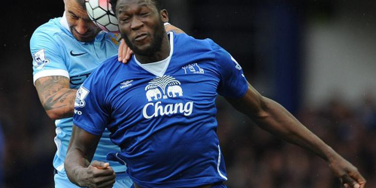 Koeman wil Lukaku bij Everton houden