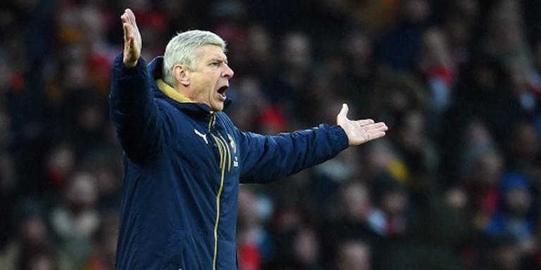 Arsenal op herhaling in FA Cup