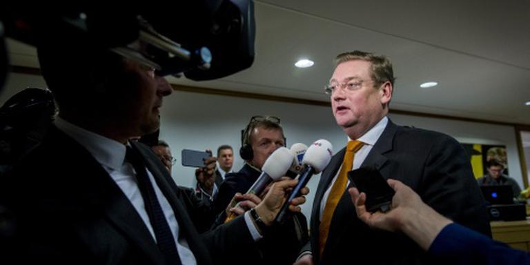 Kamer debatteert over aanslagen Brussel