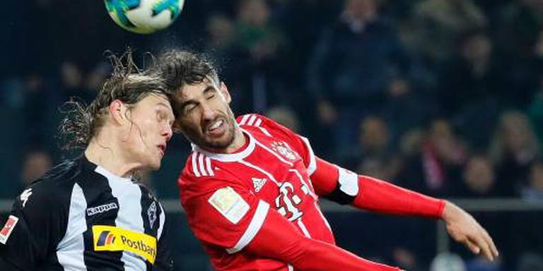Eerste verlies Bayern sinds rentree Heynckes