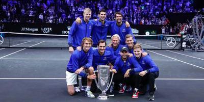 Laver Cup weer voor Europese tennissers