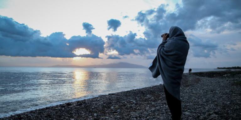 Dag geen migrant aangekomen op Griekse kust