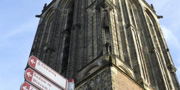 Oud kerkinterieur