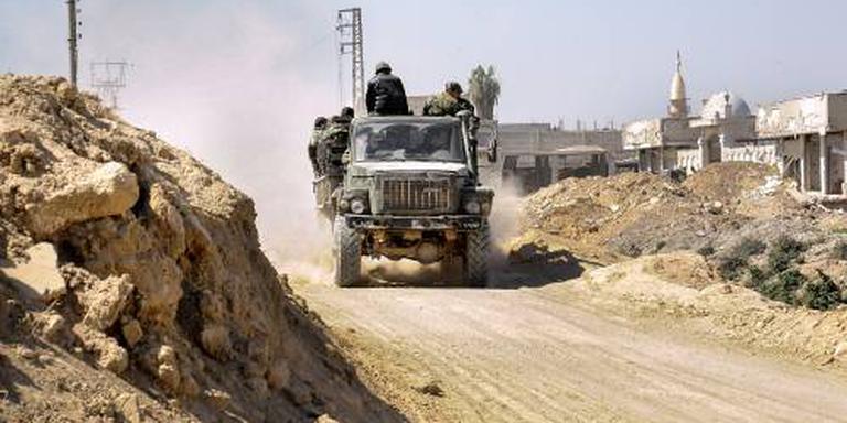 'Jihadistenbolwerk Oost-Ghouta gesplitst'