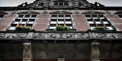 De Rijksuniversiteit Groningen. Foto: Archief DvhN