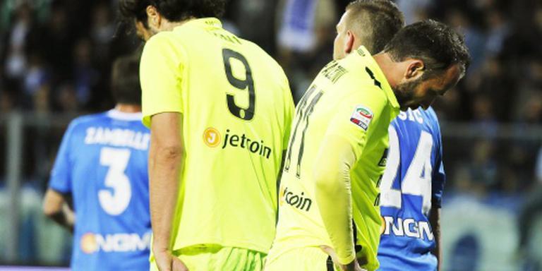 Doek valt voor Hellas Verona
