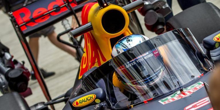 Red Bull geeft jonge Verschoor kans