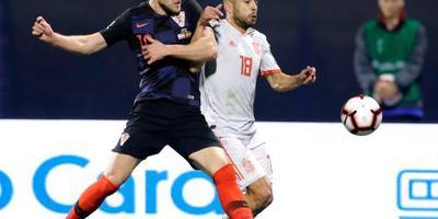 Kroatië boekt eerste winst in Nations League