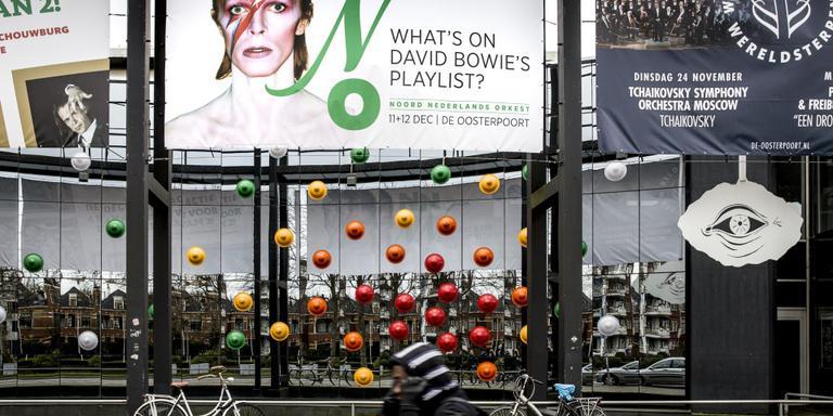 NNO speelt Bowie's playlist op Grote Markt