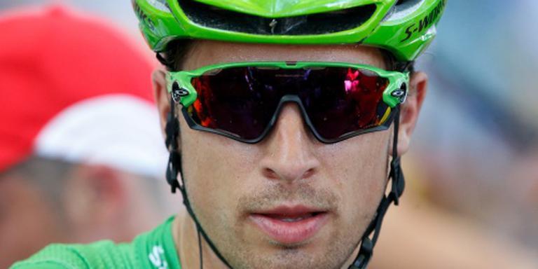 Sagan eerste wielerprof met Europese titel