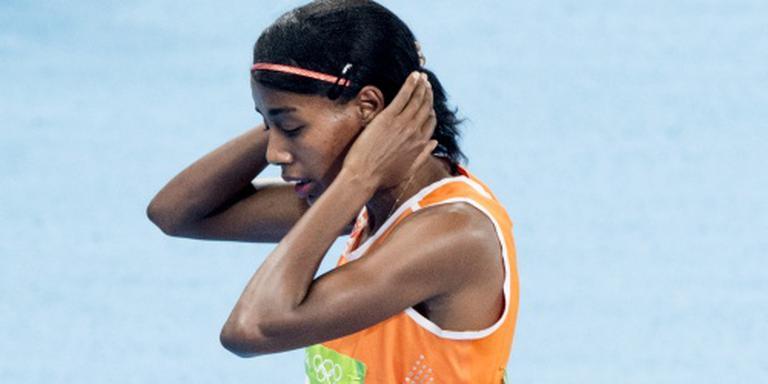 Sifan Hassan niet naar halve finale 800 meter