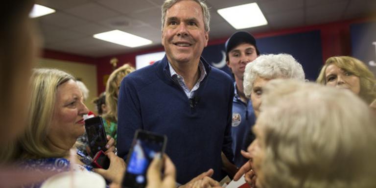 Jeb Bush steunt kandidatuur Ted Cruz