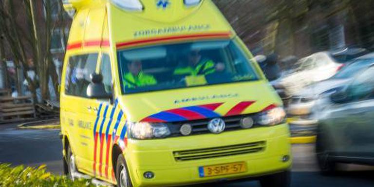 Gewonden door aanrijding tram, bus en taxi