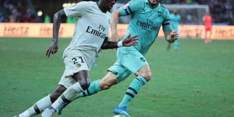 Arsenal zeker tien weken zonder Kolasinac