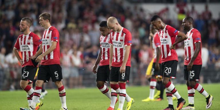PSV met Pereiro en Arias tegen Feyenoord