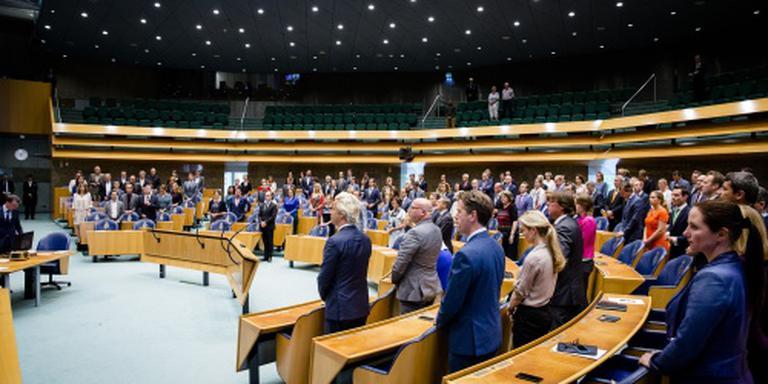 Tweede Kamer op weg naar verkiezingen