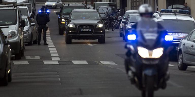 Politie controleerde Abdeslam half uur