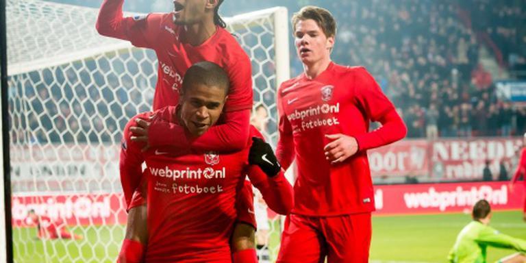 FC Twente wint tegen Heracles weer eens