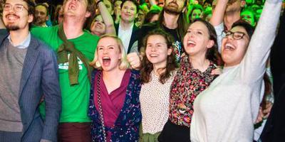 GroenLinks veruit grootste partij in Utrecht