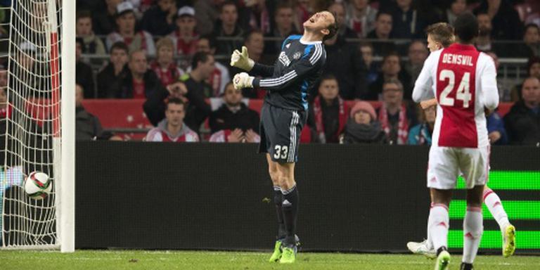 Jong Ajax zet Volendam opzij