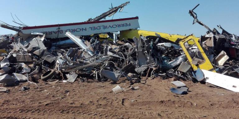 Stationschef Andria bekent schuld aan ramp