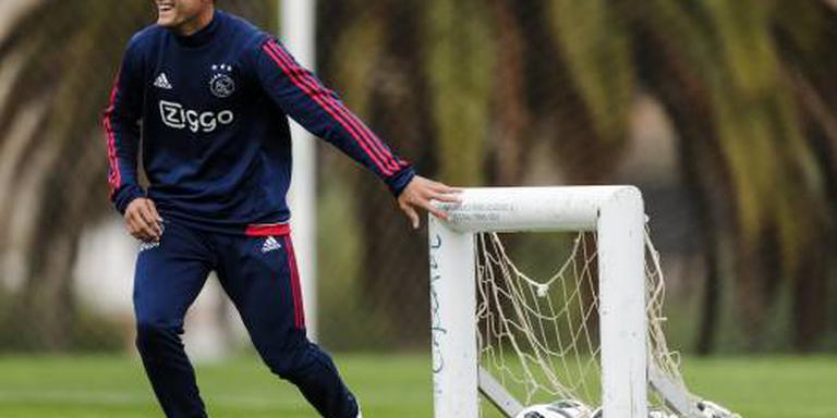 Tagliafico debuteert bij Ajax