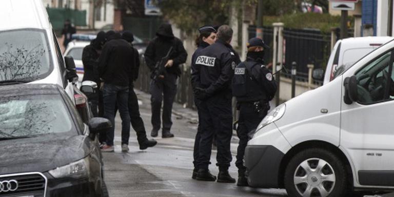 Arrestant Parijs had wapens en plande aanslag